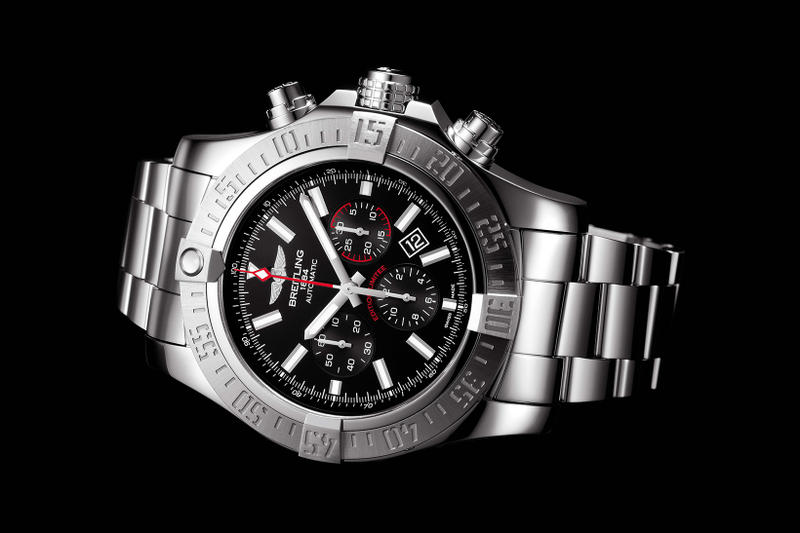 Breitling Super Avenger 01 Boutique Edition Chronograph Watch 2017 October Release