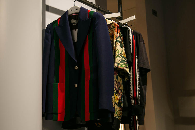 Browns' East London Store Launch Inside Look Farfetch Yohji Yamamoto Off-White™ Balenciaga Raf Simons Alexander McQueen