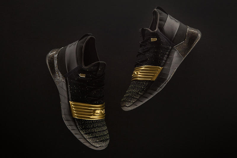 Under Armour UA Cam Newton Shoes 442 Black Gold C1N Sneakers