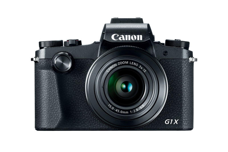 Canon APS-C Sensor G1 X Mark III Compact Camera G5X M100 Mirrorless Powershot handeld