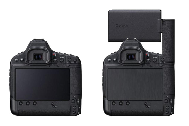 Canon Japan Patent DSLR Flip Screen Rumors Upward LCD