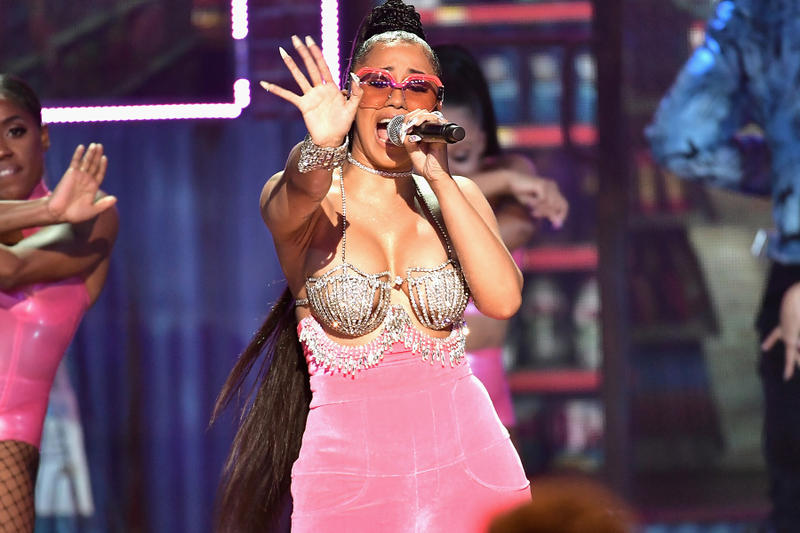 Best New Artist of the Year Bet Hip Hop Awards Cardi B
