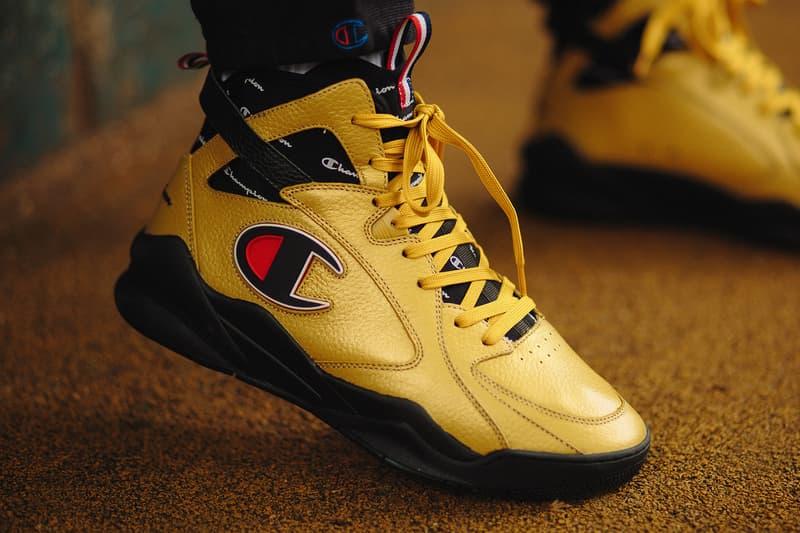Champion Zone 93 Premium Sneakers Fall Lookbook