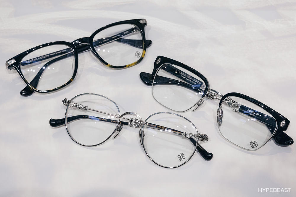 Chrome Hearts Fall Winter 2017 Collection Eyewear Glasses Release Drop