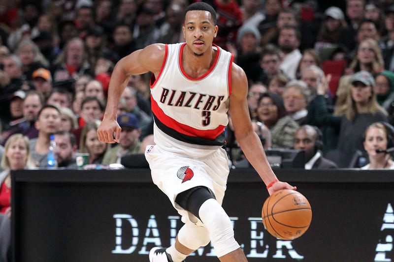 C.J. CJ McCollum Signs Sneaker Shoe Endorsement Deal With Chinese Brand Li-Ning