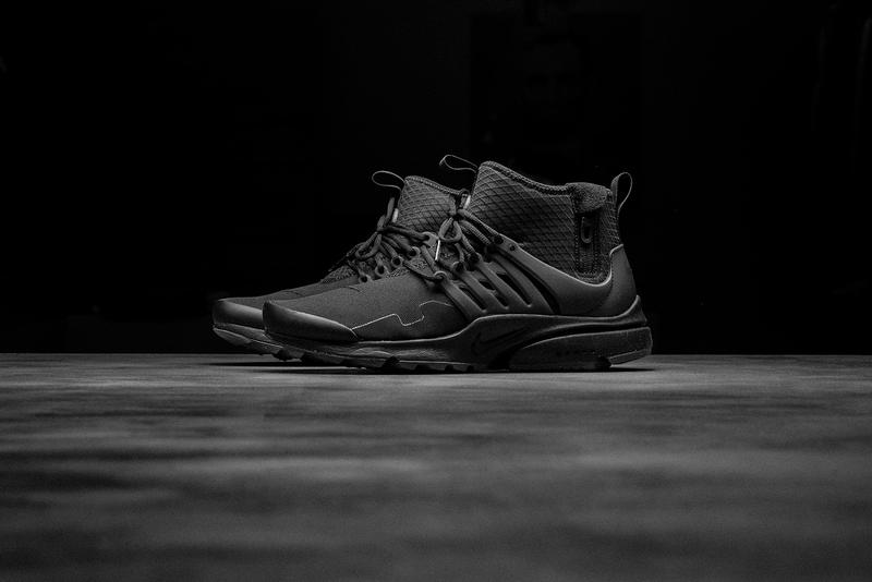 half off 3af45 f56d7 A Closer Look at the Nike Air Presto Mid Utility
