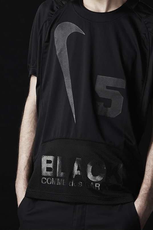 COMME des GARCONS Black x Nike Apparel Capsule END. Waffle Racer