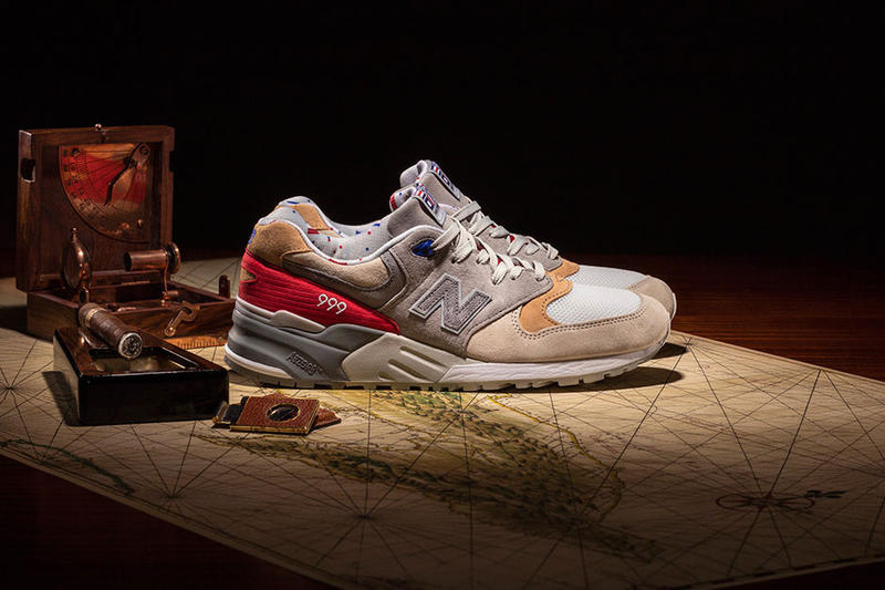 Concepts New Balance 999 Hyannis Red November 2017 Release