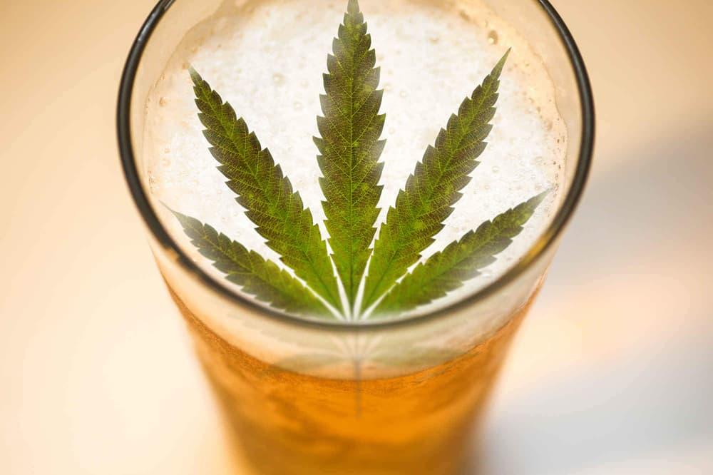 $200 Million USD Beer Constellation Inc Corona Cannabis Beverages Marijuana Edible