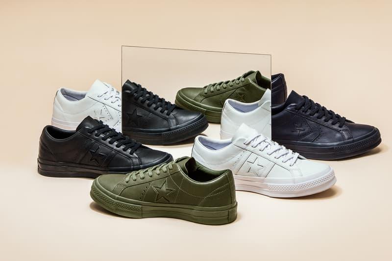 Converse Engineered Garments Leather One Star Capsule Daiki Suzuki