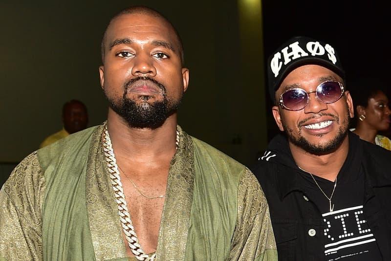CyHi The Prynce Kanye West
