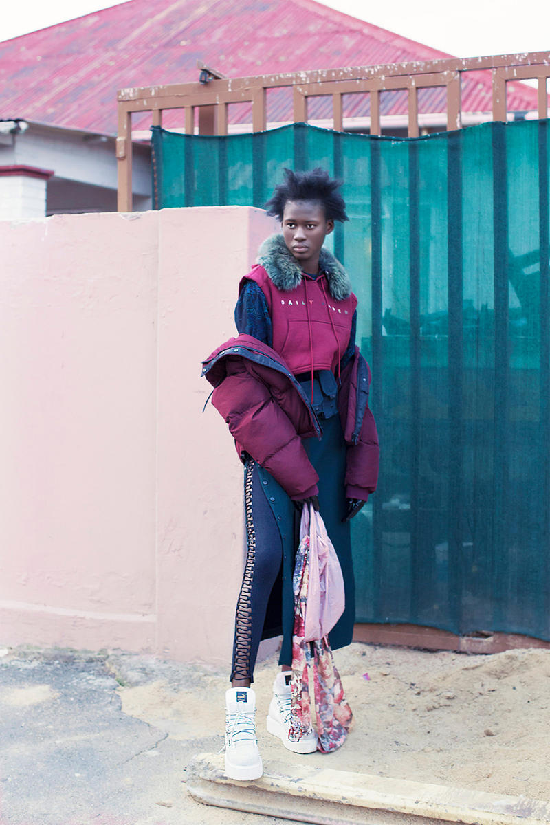 Daily Paper Fall Winter 2017 Children of the City Collection Lookbook South Africa
