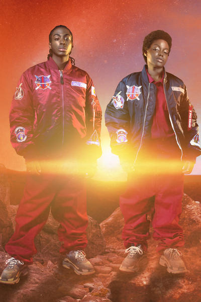 Daily Paper Alpha Industries MA 1 Bomber Jacket Collaboration 2017 Fall Winter October Release Date Info Edward Nkoloso zambia space program afronauts