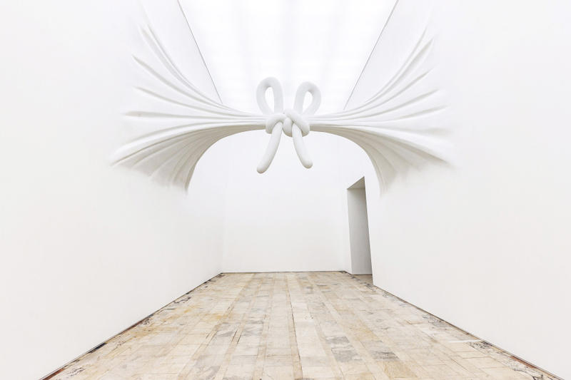 Daniel Arsham Russian Solo Moving Architecture Exhibition VDNH Karelia Moscow