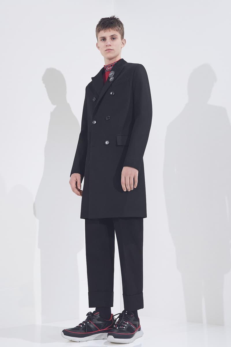 Dior Homme Pre Spring 2018 Collection Lookbook Kris Van Assche