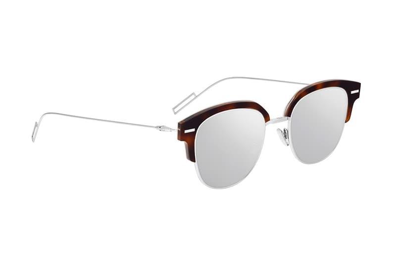 Dior Homme Thin Metal Sunglasses 2017 Fall Winter Kris Van Assche