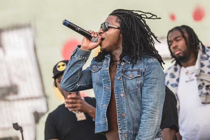 Drake Travis Scott Lil B PnB Rock A Boogie Rolling Loud Jumped