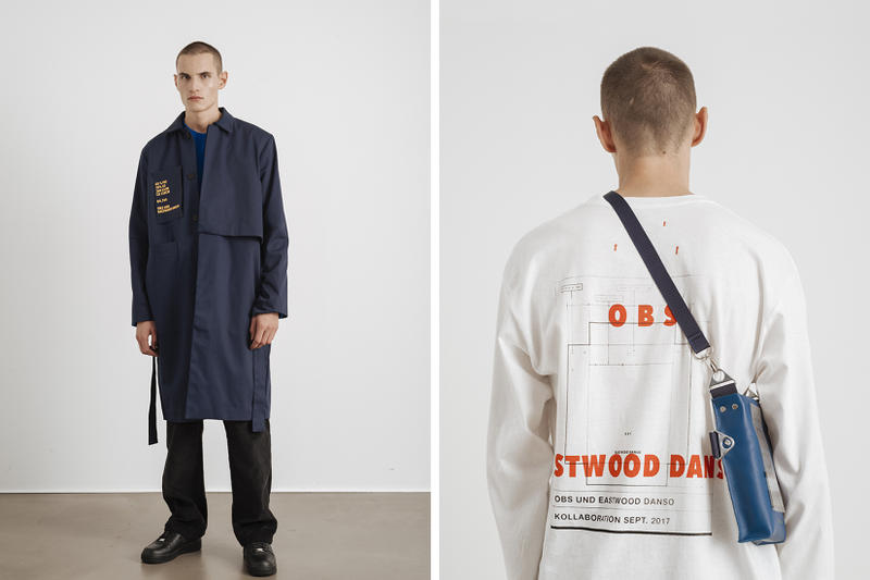 Eastwood Danso OBS Capsule Collection
