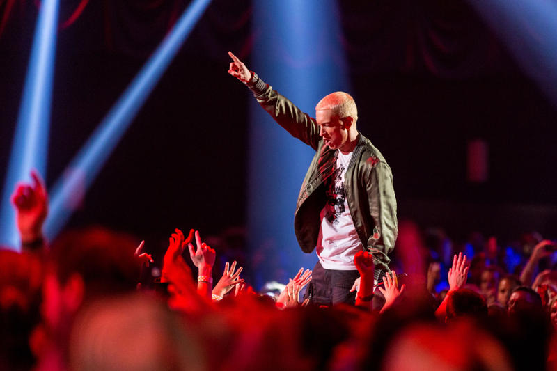 Eminem Lose Yourself Lawsuit Aid Hurricane Relief