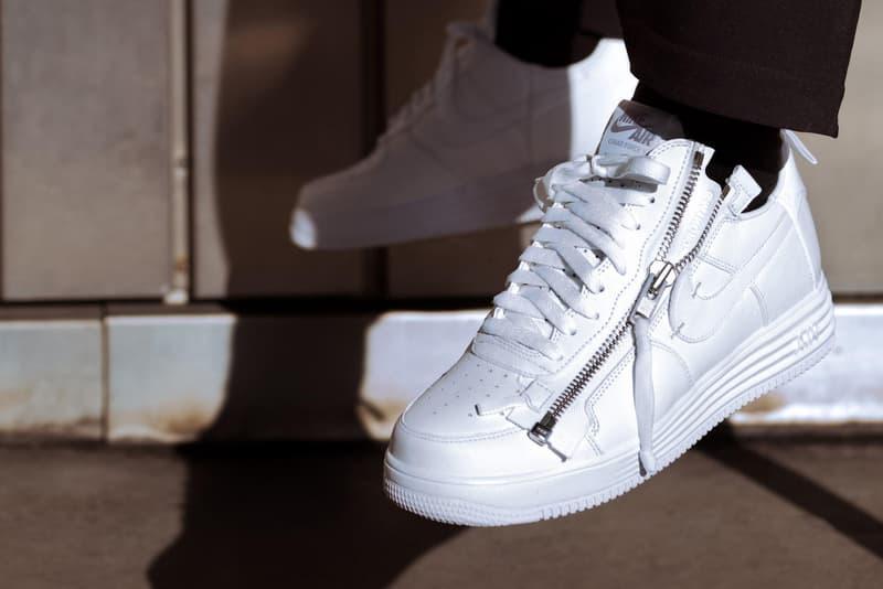 Errolson Hugh Acronym Nike Lunar Air Force 1 Interview Complex ComplexCon 2017 November 4 December 3 Release Date Info Sneakers Shoes Footwear
