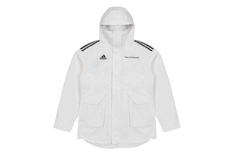 Gosha Rubchinskiy Helmut Lang Adidas pigalle 032c