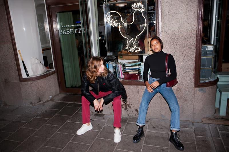 Eytys SSENSE Stockholm City Tour Max Schiller Jonathan Hirschfeld
