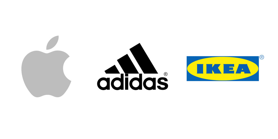 How People Remember Famous World Logos Hypebeast