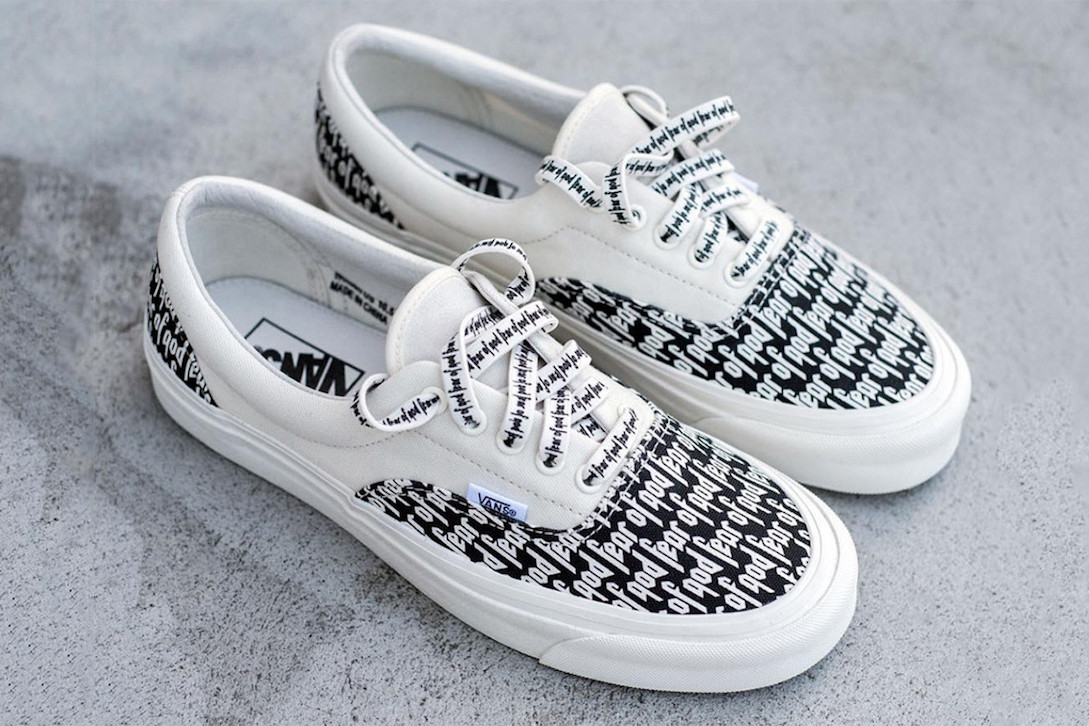 Fear of God x Vans Collection 2 Release