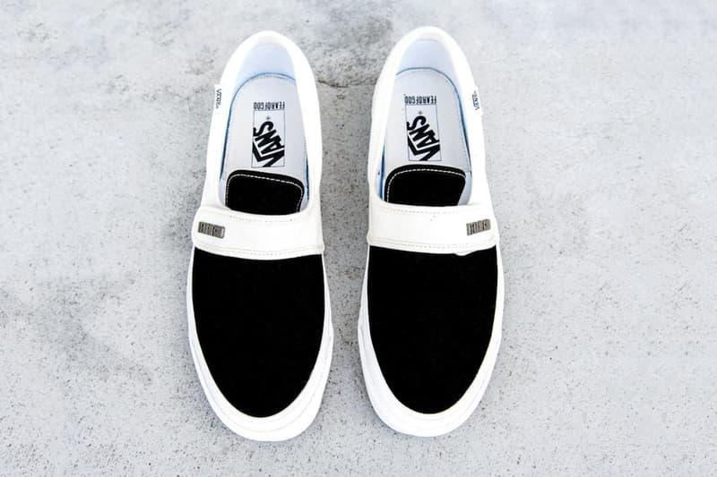 Fear of God Vans Collection 2 November 17 Release Date Vans Authentic Vans Style 147