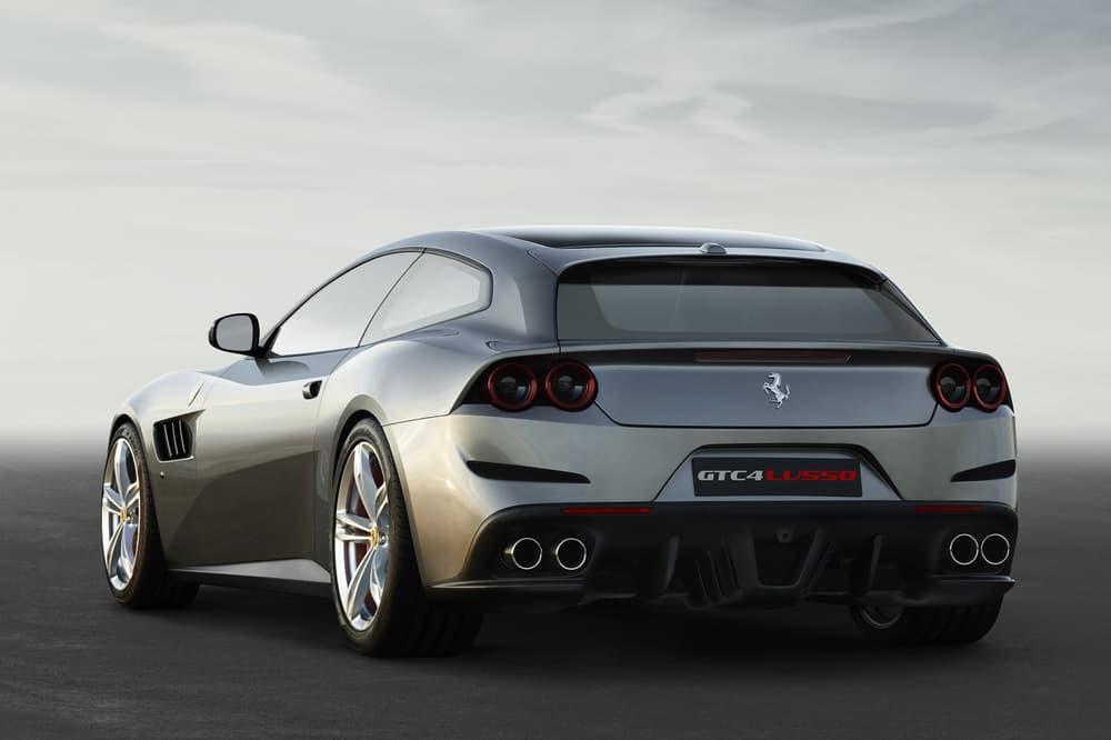 Ferrari SUV Confirmed Bloomberg Interview 2017 October 10