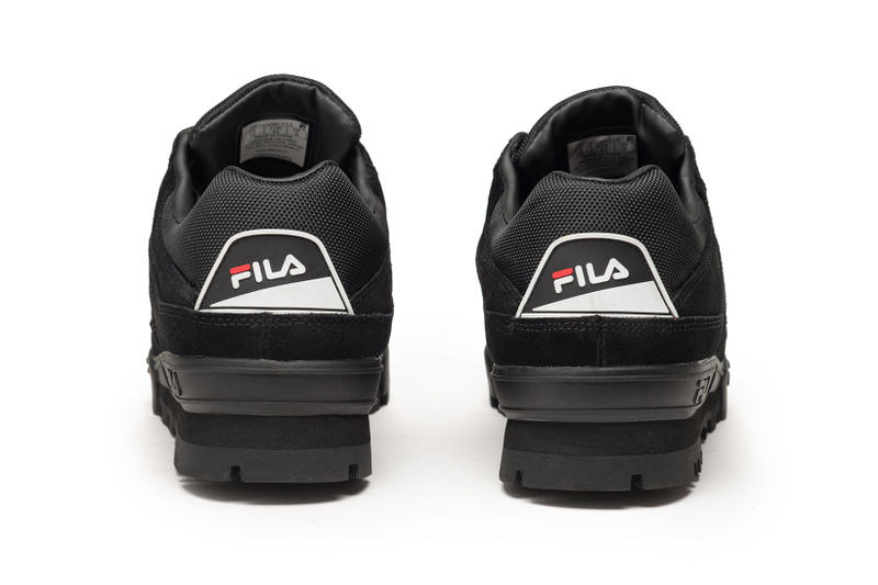 4524ca158c9a9 FILA Trailblazer New Suede Colorways | HYPEBEAST