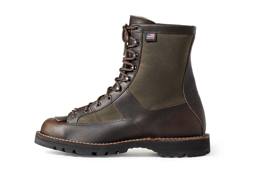 Filson Danner Grouse Boot Collaboration 2017 October Release Date Info