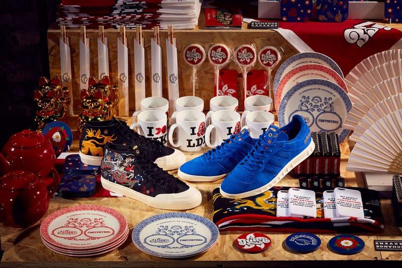 adidas Consortium Sneaker Exchange Footpatrol JUICE Matchcourt Mid Handball Top Collaboration 2017 November 4 Release Date Info Sneakers Shoes Footwear