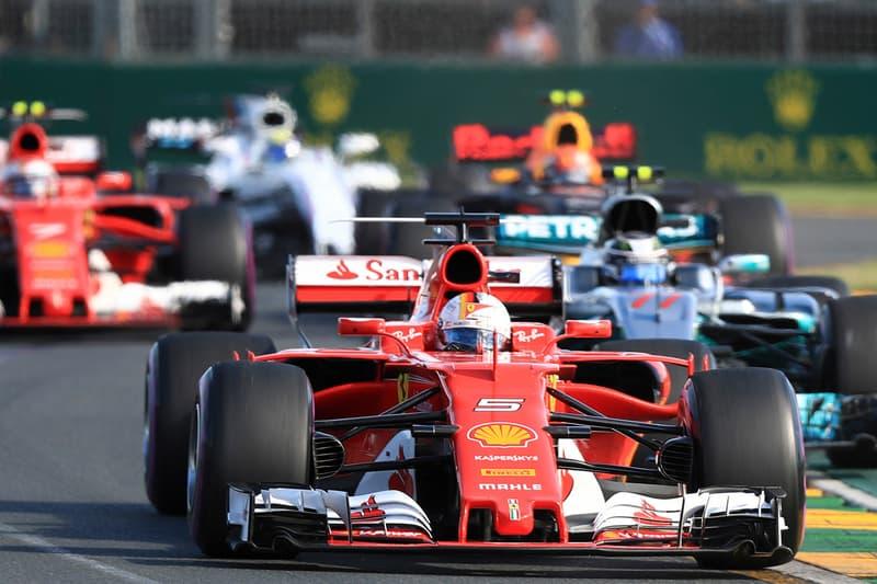 Formula 1 Live Streaming Deal 2018