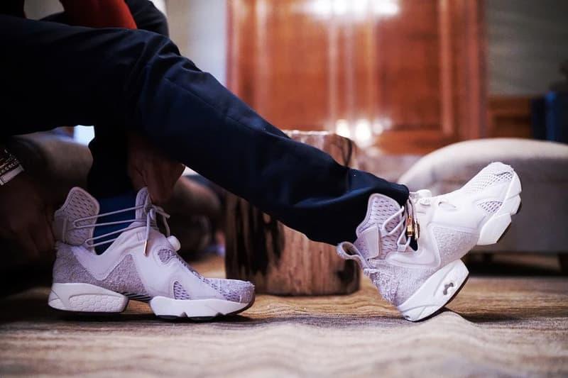 Future Reebok Sneaker Collaboration