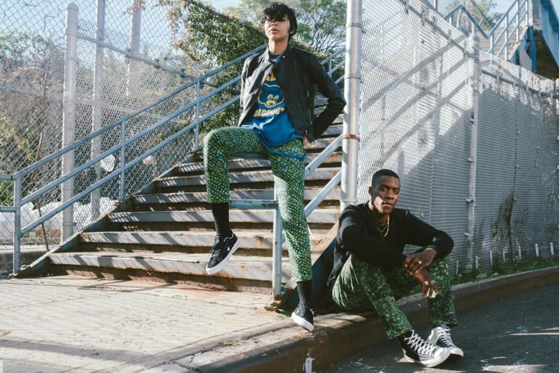 G-Star Elwood X25 and Pharrell Present 2017 Editorial