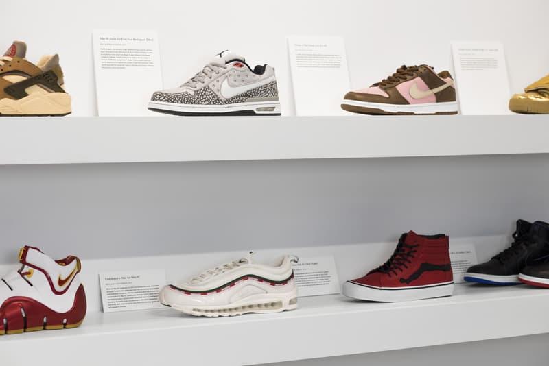 GOAT The Greatest Los Angeles Pop Up Sneaker Gallery LA