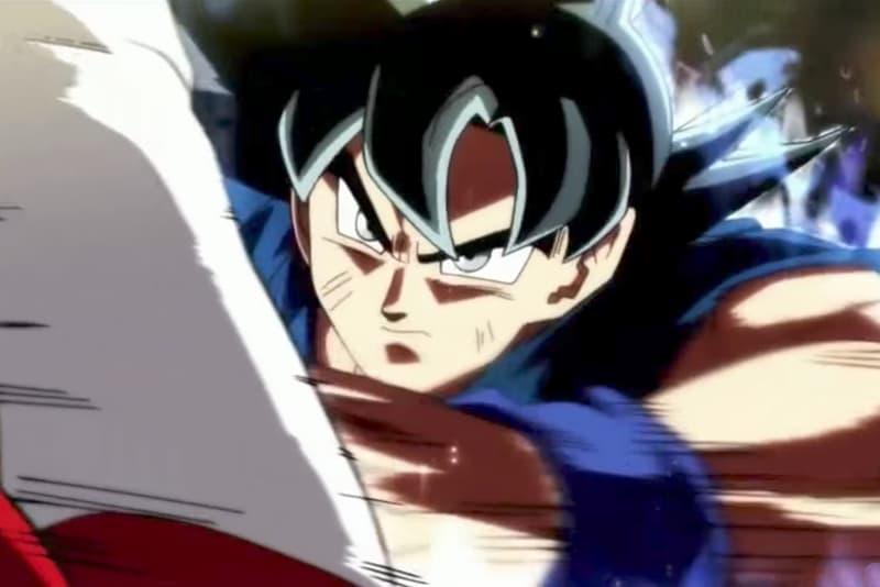dragon ball super goku transformation new jiren vegeta anime