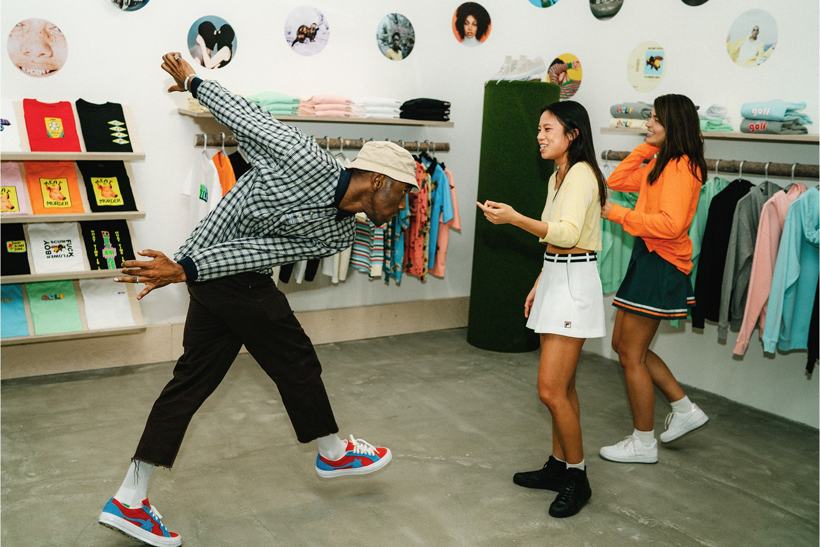 Golf Wang Flagship Store Opening Party