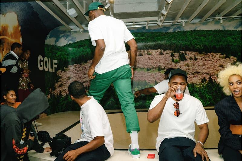 Golf Wang Flagship Fairfax Tyler The Creator Frank Ocean Solange A$AP Rocky Kali Uchis Luka Sabbat Converse GOLF le FLEUR
