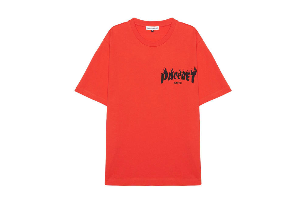 Gosha Rubchinskiy PACCBET KM20 Collaboration Exclusive 2017 October 25 Release Date Info