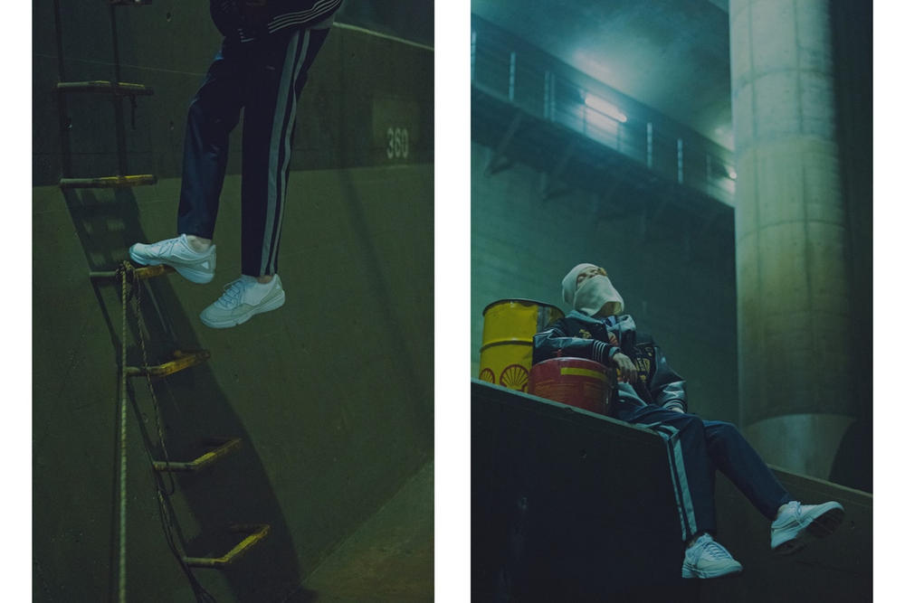 gravis 2017 Fall Winter Tarmac Rival Kona Collection Lookbook sneakers shoes black white off yellow navy