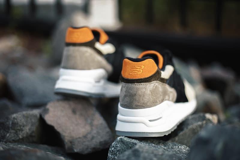 "GUAPSKE x New Balance ""Autumn"" 998 Made in USA Sneaker"