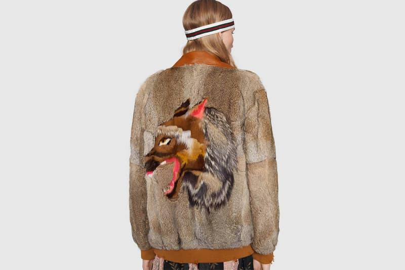 Gucci Fur Ban 2017 October Kering Announcement