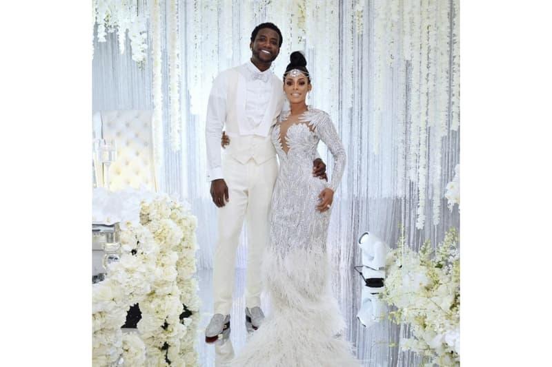 Gucci Mane Keyshia Ka'oir Chain Wedding Gift