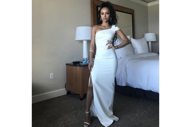 Gucci Mane Keyshia Ka'oir Wedding Dress Code Jhené Aiko Lil Yachty Big Sean 2 Chainz Karrueche outfits suit tux dress diamonds jewelry