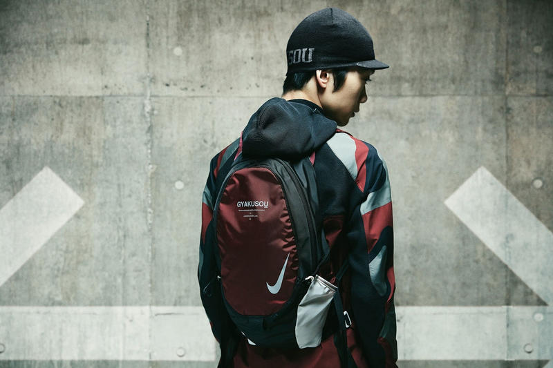 GYAKUSOU Fall Winter 2017 Collection Lookbook NikeLab Jun Takahashi