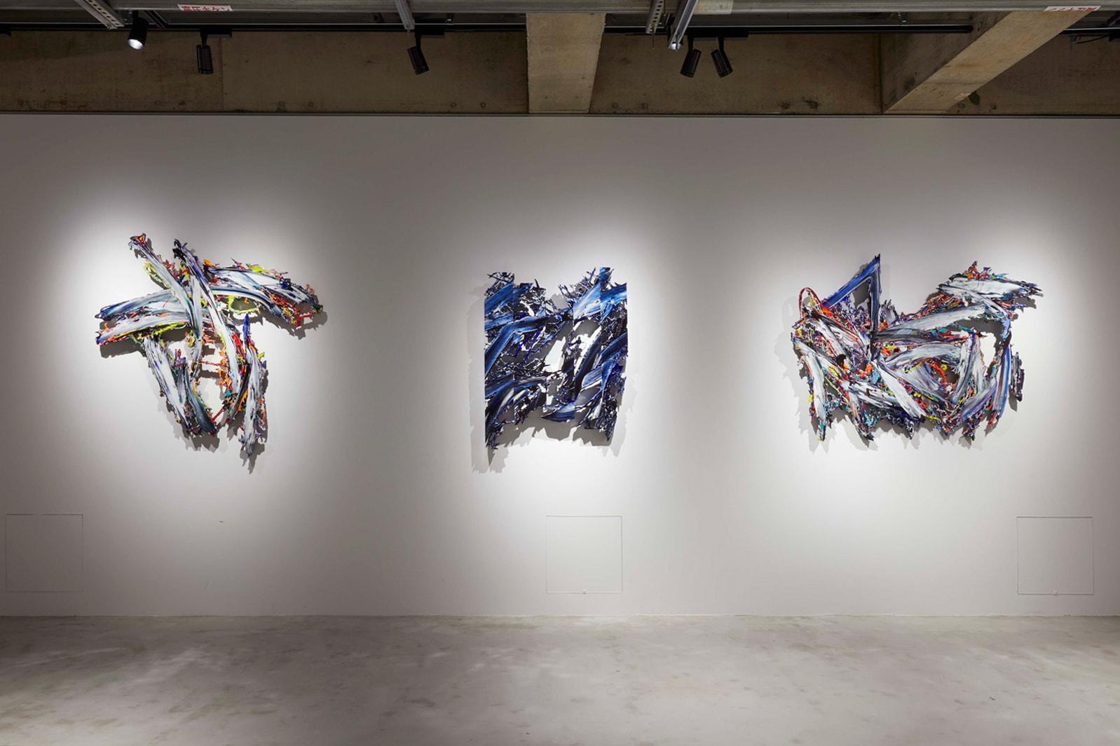 Meguru Yamaguchi Haroshi Tomokazu Matsuyama Japanese Artist Art Artwork Daniel Arsham Ronnie Fieg KAWS