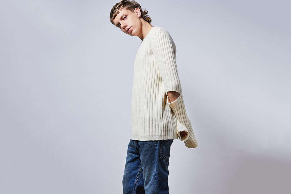 """Helmut Lang Shayne Oliver """"Re-Edition"""" Archive Pieces END."""