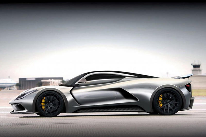 Hennessey Venom F5 Hypercar 300 MPH Performance SEMA Auto Show Hypercar Supercar Exotic Sports Performance Racing Las Vegas